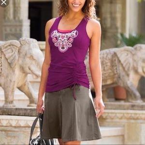 Athleta Whatever Athletic Skirt/Skort
